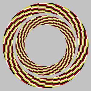 Ilusiones giratorias 2